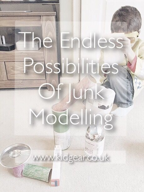 The Endless Possibilities of Junk Modelling