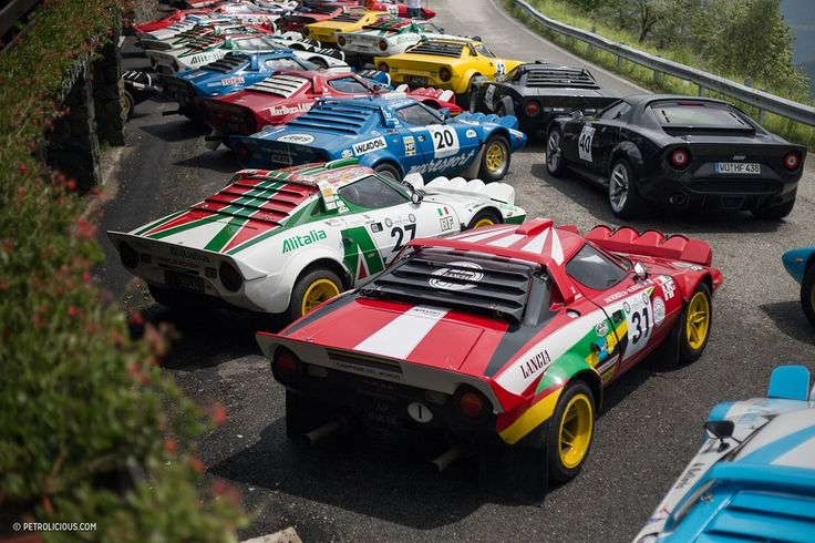 The World Lancia Stratos Meeting Is Exactly As Incredible As It Sounds - Petrolicious