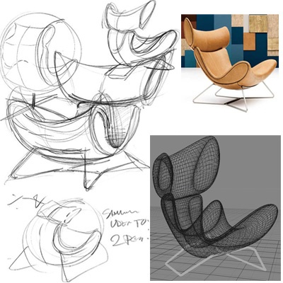 How it's made - the iconic Imola chair by BoConcept.