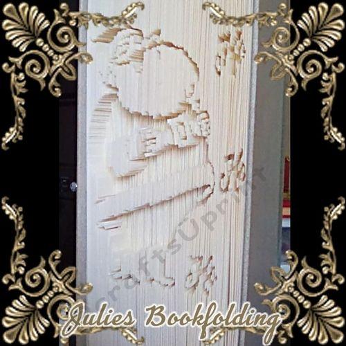 Santa Ho ho ho book folding pattern by Julie Hill Santa Ho ho ho book folding patternCut and fold357 pages23cm