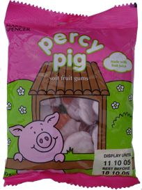 Percy Pigs - This is why I love Marks & Spencer soooo much