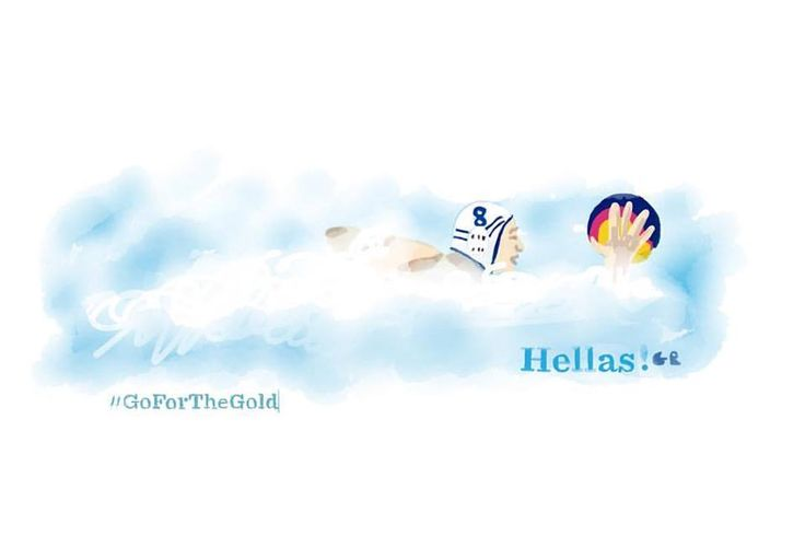 Team Hellas | Water Polo 6th Olympic Place  #TeamHellas_RIo2016 #OlympicGames2016