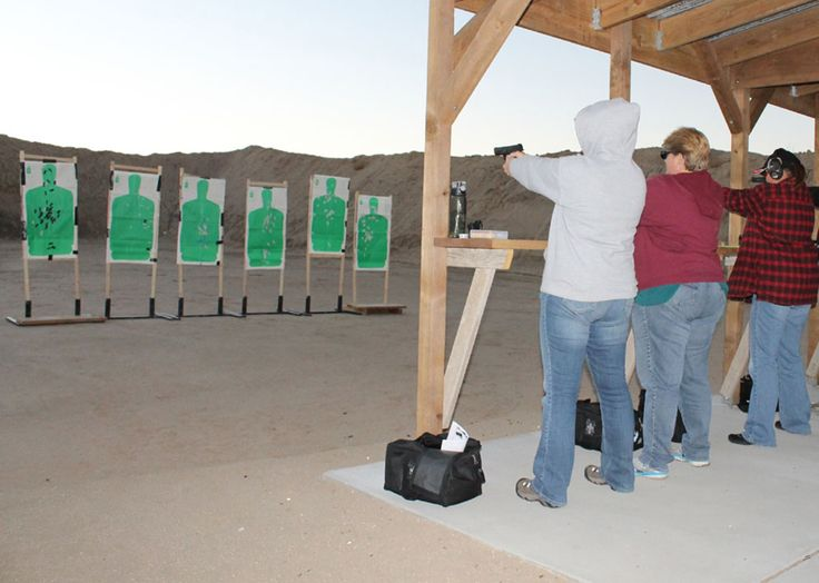 Here are seven guidelines of range etiquette to help you be a respected shooter the first time – and every time – you walk into the range.