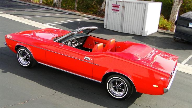 1972 Ford Mustang Hot Rod Pictures Pinterest Ford