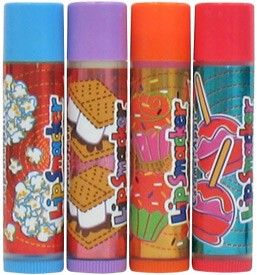 Lick Snackers...uh I mean Lip Smackers <3