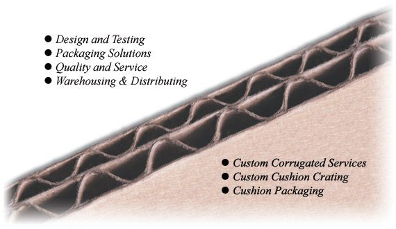 Columbia Corrugated Box - Manufacturer of cardboard packaging