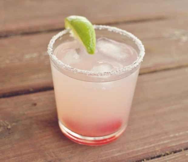 Make a Slip N Slide with cherry vodka, lemonade, and lots of lime juice. | 21 Ways To Make Cheap Liquor Taste Better