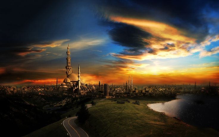 Egypt - Al Azhar Park Cairo