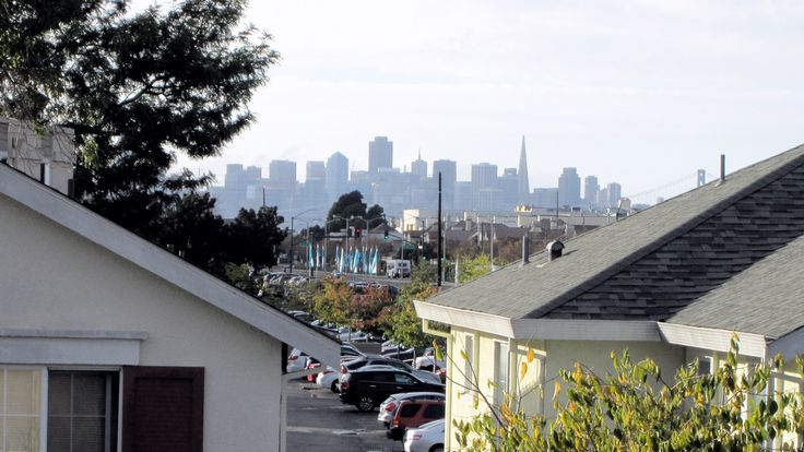 San Francisco view from Alameda