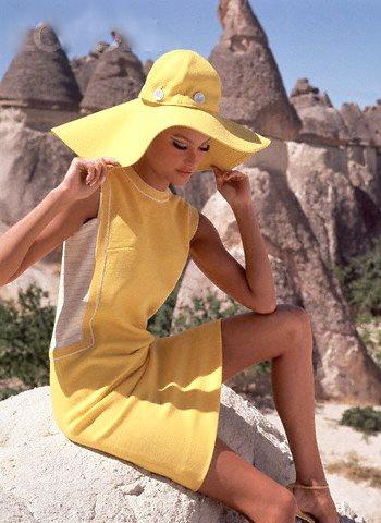 vintage fashion 1960s