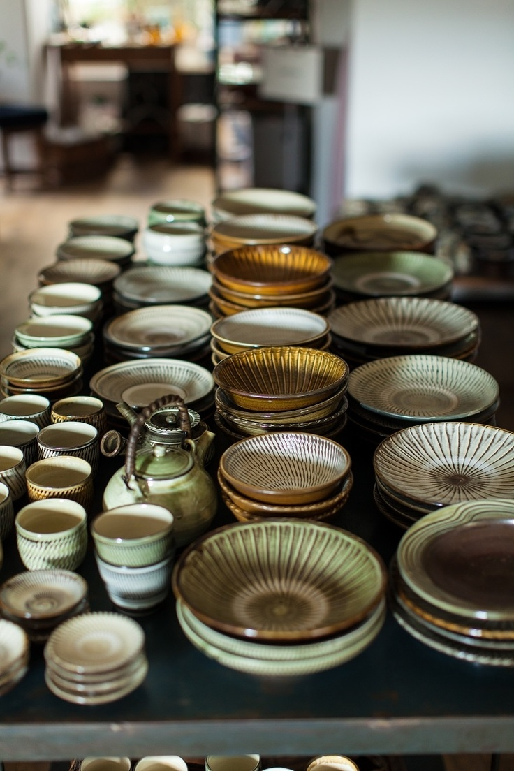 cups, bowls and plates