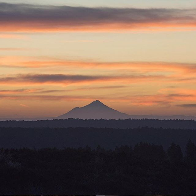 Incredible view over Taranaki with Mt Egmont in the background @shaun_jeffers