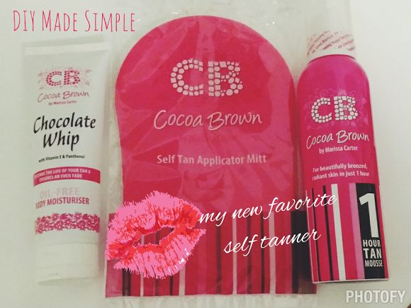 Cocoa Brown Tan Review - DIY Made Simple
