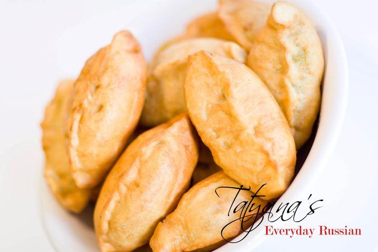 Braised Cabbage Piroshki - Tatyanas Everyday Food