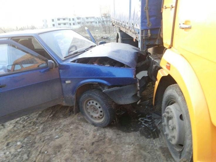 В Вологде пьяный водитель протащил инспектора полкилометра