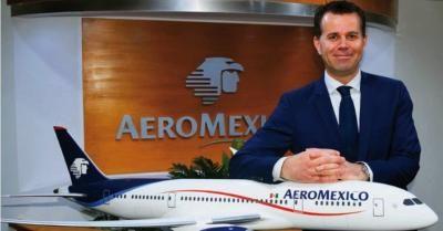 Aeroméxico estrenará un 787-900 en sus vuelos a España