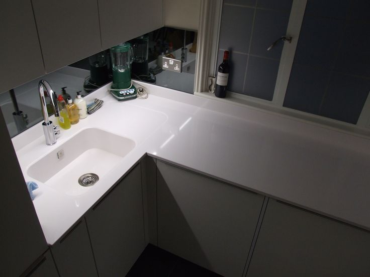 21 best images about white on white on pinterest secret for German kitchen sinks