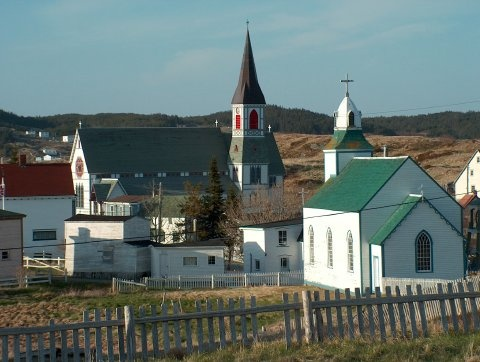 Trinity, Newfoundland - My 4th great grandfather and grandmother were from here. They owned a cooperage and tavern.