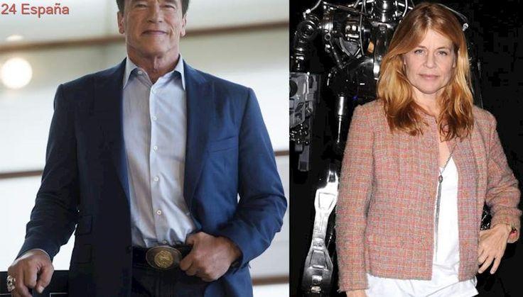 La nueva película de 'Terminator' se adaptará a la edad de Schwarzenegger y Linda Hamilton