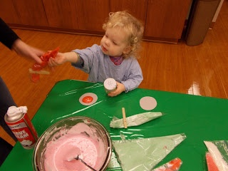 Miss Courtney Meets Bobo: Messy Learning Lab: Baking Cookies