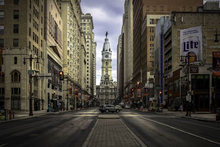 Filadelfia, USA, Droga, Dom