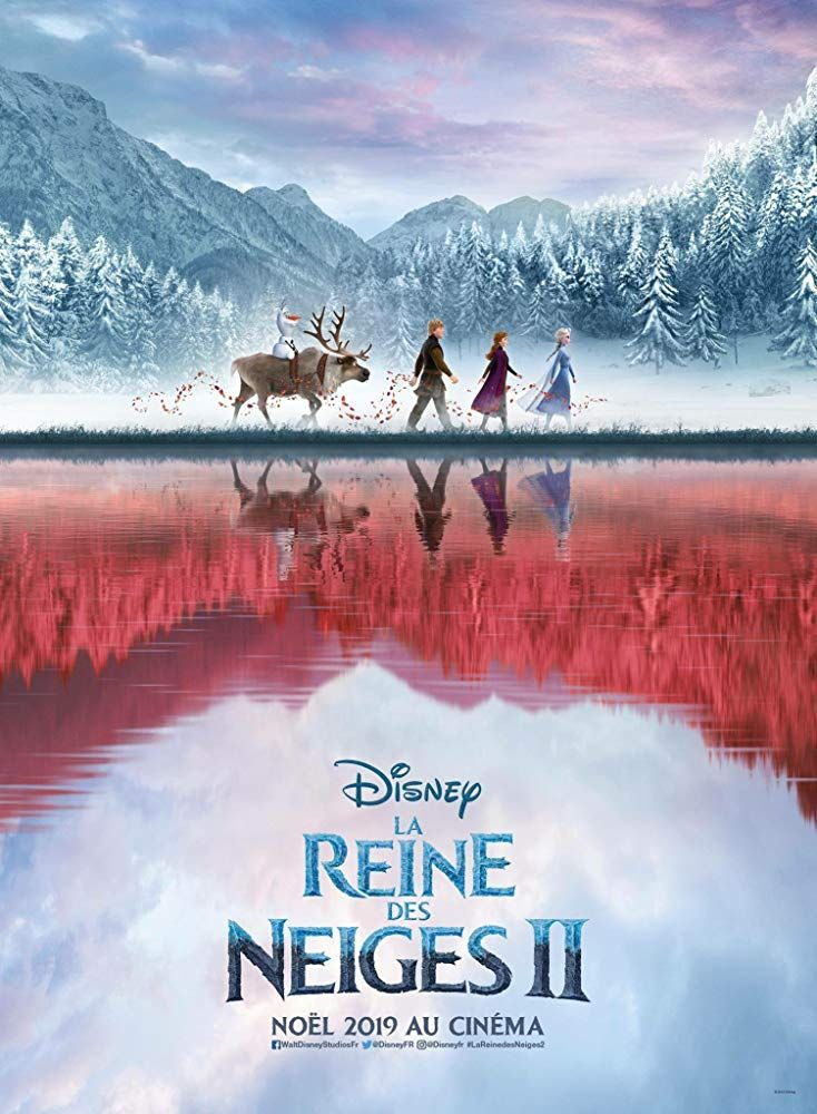 Royaume De La Reine Des Neiges : royaume, reine, neiges, FROZEN, POSTER, Reine, Neiges, Disney,