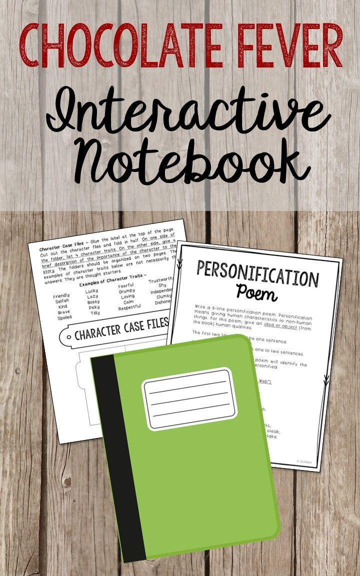 Uncategorized Chocolate Fever Worksheets 53 best chocolate images on pinterest teaching ideas fever interactive notebook novel unit study activities book report