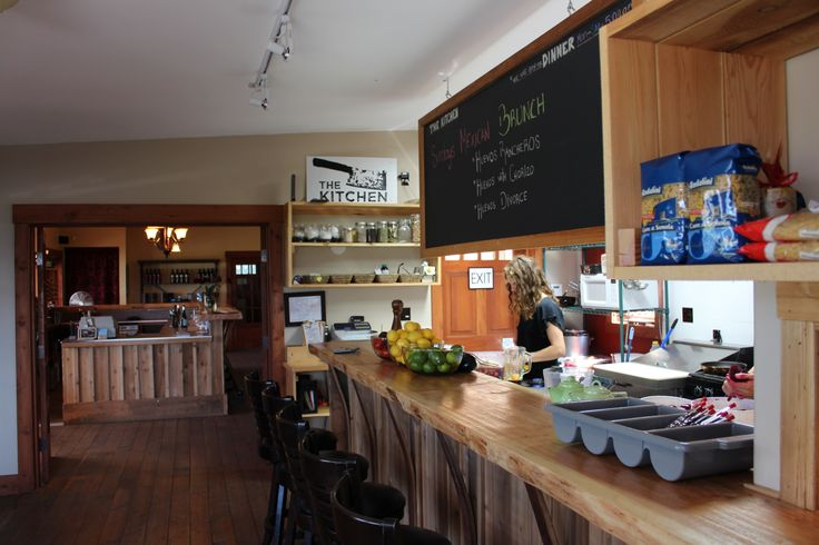 The Kitchen Restaurant at Misconduct Wine Co. at www.girouxdesigngroup.com