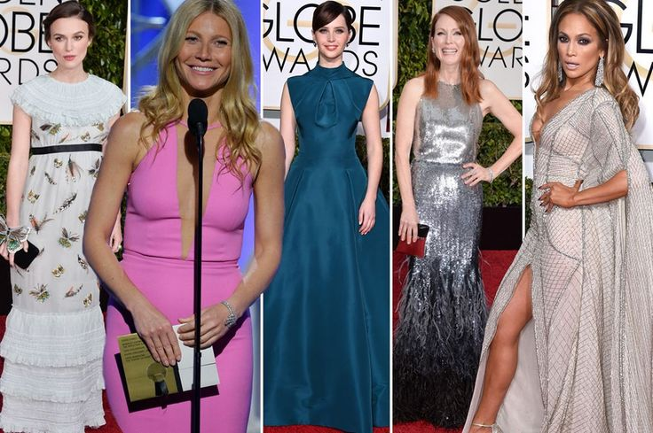 Golden Globes 2015: Who were the red carpet winners and losers? - Amber Graafland - 3am & Mirror Online
