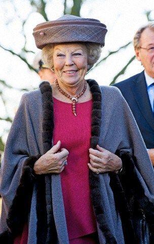 Princess Beatrix, November 13, 2014   Royal Hats