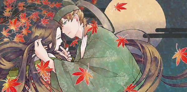 Chouyaku Hyakuninisshu: Uta Koi., Fujiwara no Teika, Naishinnou Shokushi