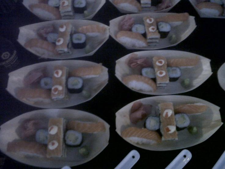#sushi at Kitchen Cafe. #plett