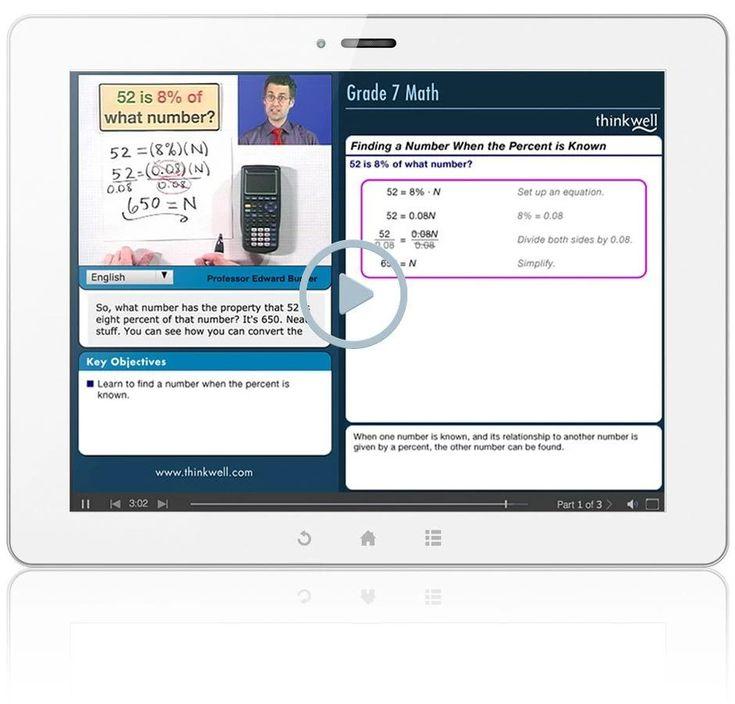 7th grade math online math course online math courses