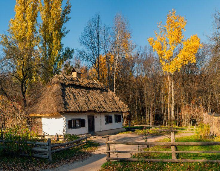 Museum of Ukrainian folk architecture