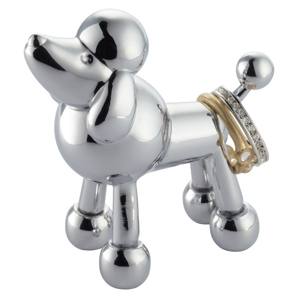 French Poodle Ring Holder