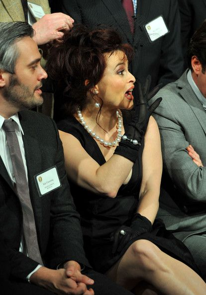 Helena Bonham Carter in 2011 at the 83rd Academy Awards Nominations Luncheon