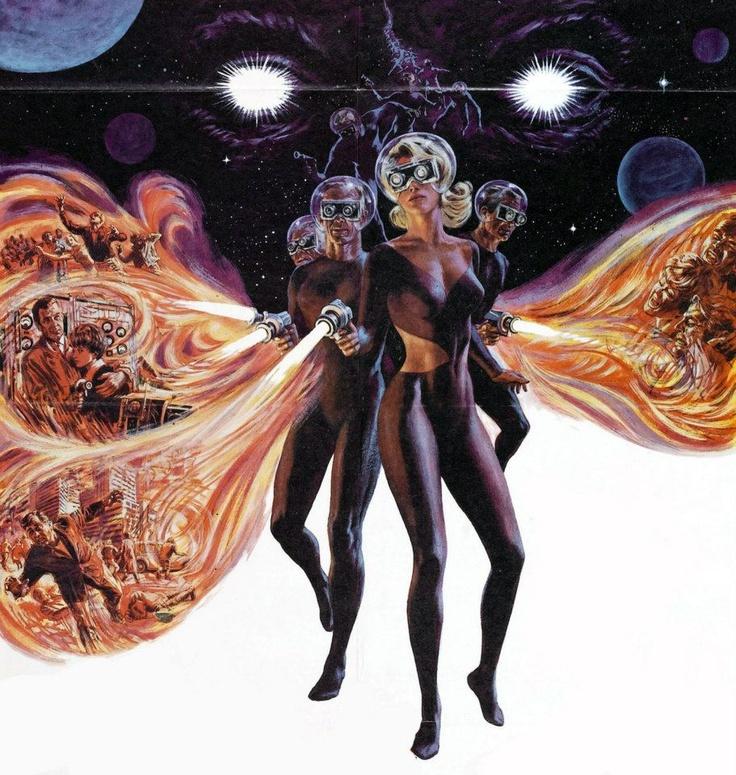 Sci Fi Art At Its Finest By Japanese: 97 Best Images About Vesper Nova On Pinterest