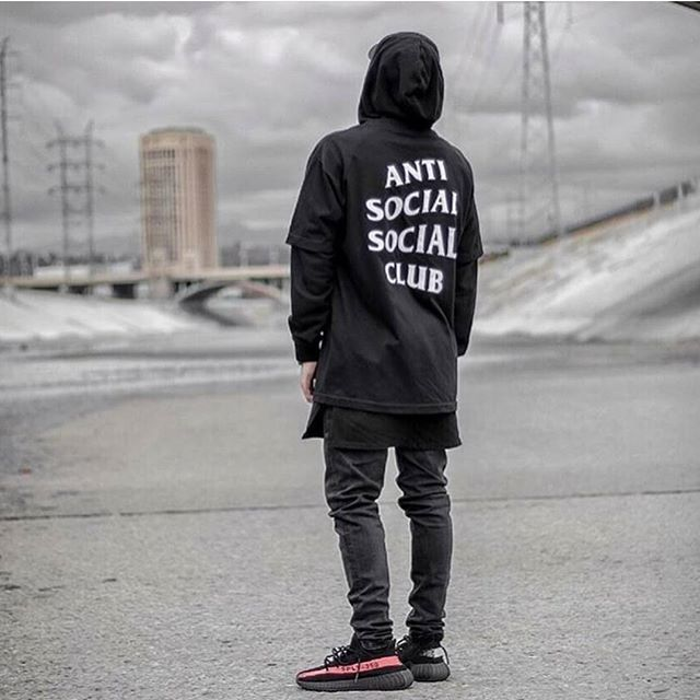 Via @streetcontent Anti social social club