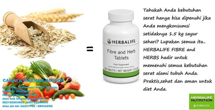 Fibre and Herbs  HARGA PROMO: Rp. 95.000 #herbalife #nutrishake #nrg #herbaltea #thermojetictea #fiber #aloe #lipobond #proteinpowder #hargamurah #diet #dietlangsing #dietaman #dietalami www.grosirdanritel.com  hub langsung operator di 082150003685 / 085750550500 atau pin bb: 2A527F68 / 2B93AE89