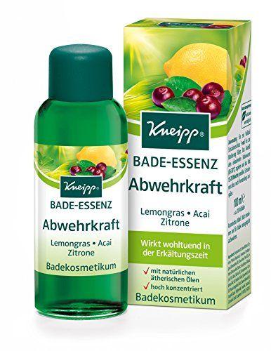 Kneipp Bade-Essenz Abwehrkraft, 100 ml, 2er Pack (2 x 100 ml) Kneipp http://www.amazon.de/dp/B00NPZYN32/ref=cm_sw_r_pi_dp_TgUivb1SXBKMJ