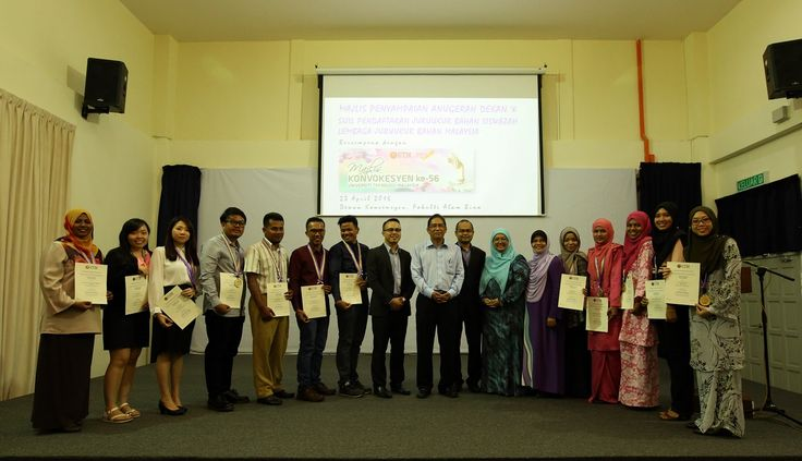 Majlis Penyampaian Anugerah Dekan & Sijil Keahlian Lembaga Juruukur Bahan Malaysia | Photos
