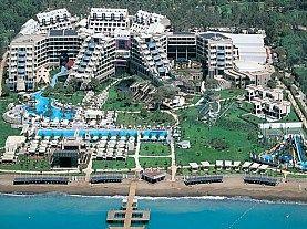 Charter Antalya - Hotel Susesi Luxury Resort 5*