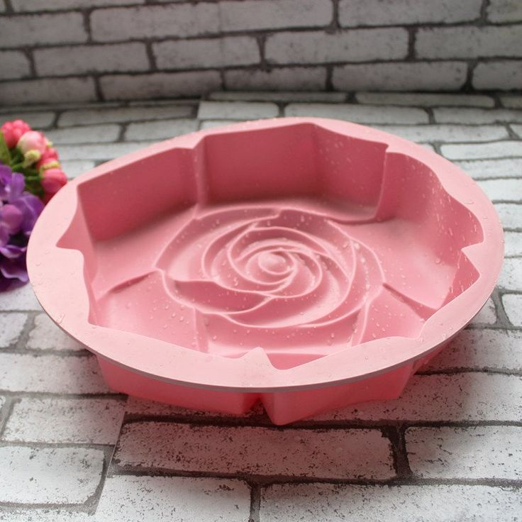 Rose Cake Mold – Cook Stop Shop