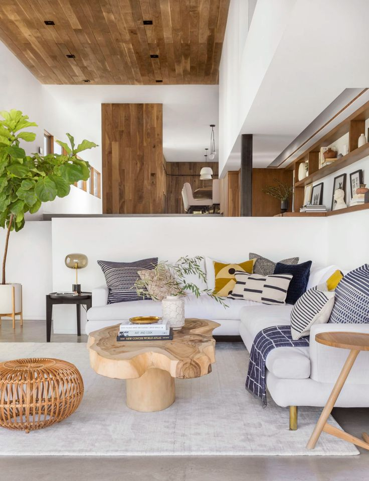 Modern Family Rooms, Living Room Modern, Living Room Designs, Coastal Living, Small Living, Bedroom Modern, White Bedrooms, Coastal Cottage, Coastal Homes