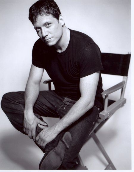 Holt McCallany. he followed me on twitter, i almost screamed of happiness! - lol, he does seem to be a big deal here on Pinterest...