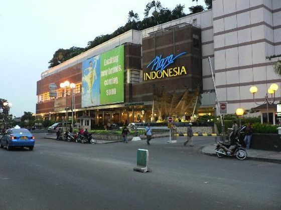 plaza indonesia mall - Google Search