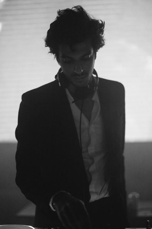 Gesaffelstein is a French techno artist and DJ