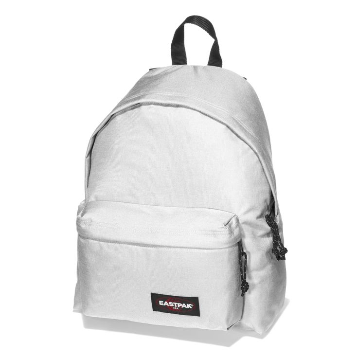 Eastpak - Padded Pak'r Paperbreeze White  http://www.lycshop.gr/Proion/373-12-603/PADDED-PAK%60R-PEPPERBREEZE-WHITE-Sakidio/ #Eastpak #paddedpak'r #fashion #backpack #K620 #padded #lycshop #original