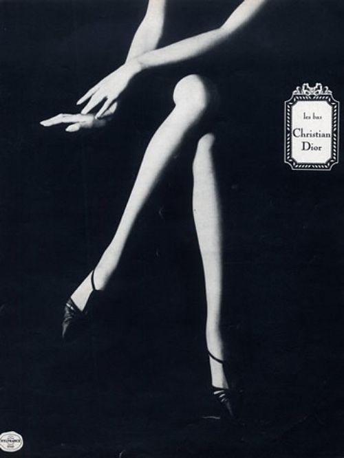 Christian Dior Hosiery, 1965.