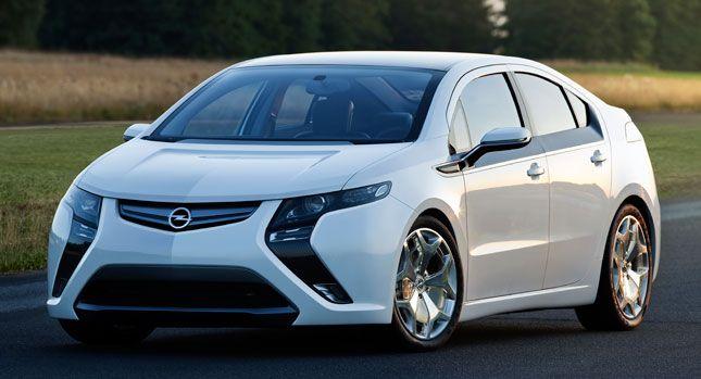 Opel Ampera 2014 a precios desde € 38,300 en Alemania » Los Mejores Autos
